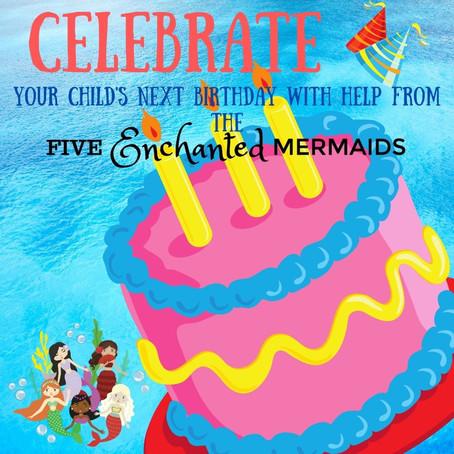 Kids' Birthday Party Success - 2021