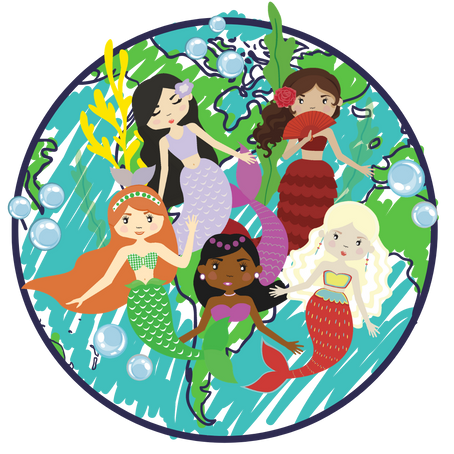 Mermaids in a Diverse World – How it Happened