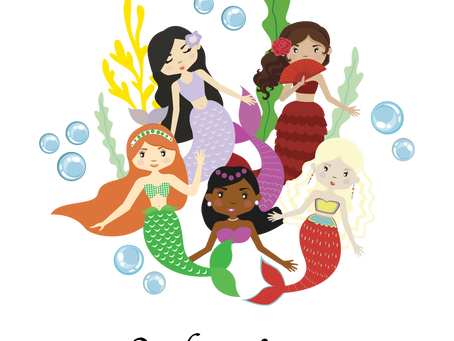 Staff Favorites - About the Mermaids