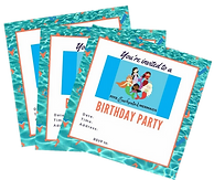 Copy of Copy of Party Invite Landing Pag