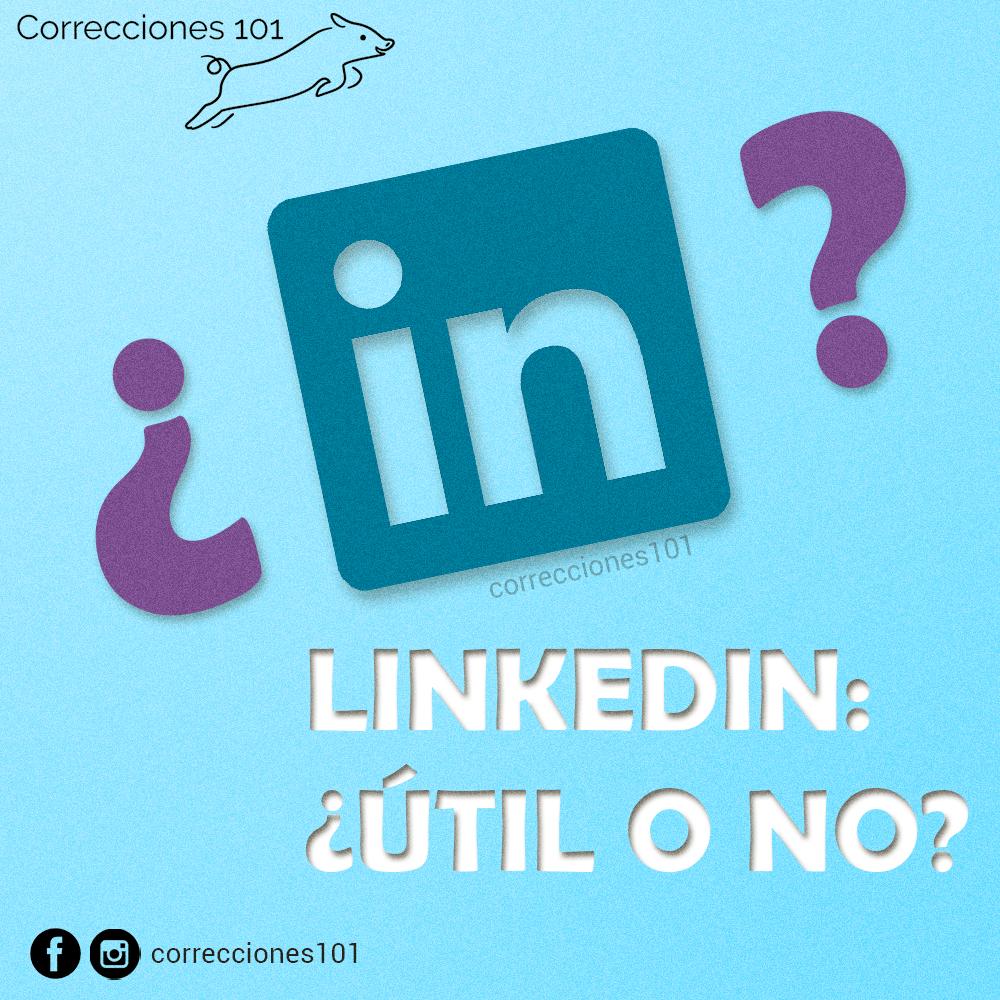 LinkedIn para correctores