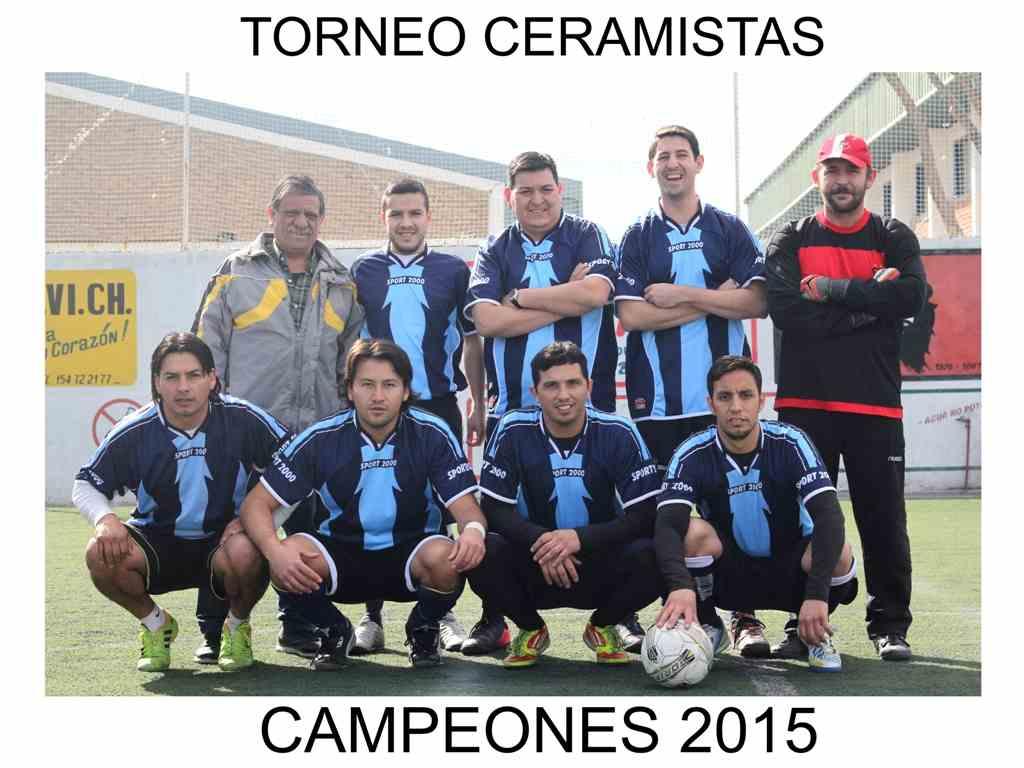 CAMPEONES 2015 foto