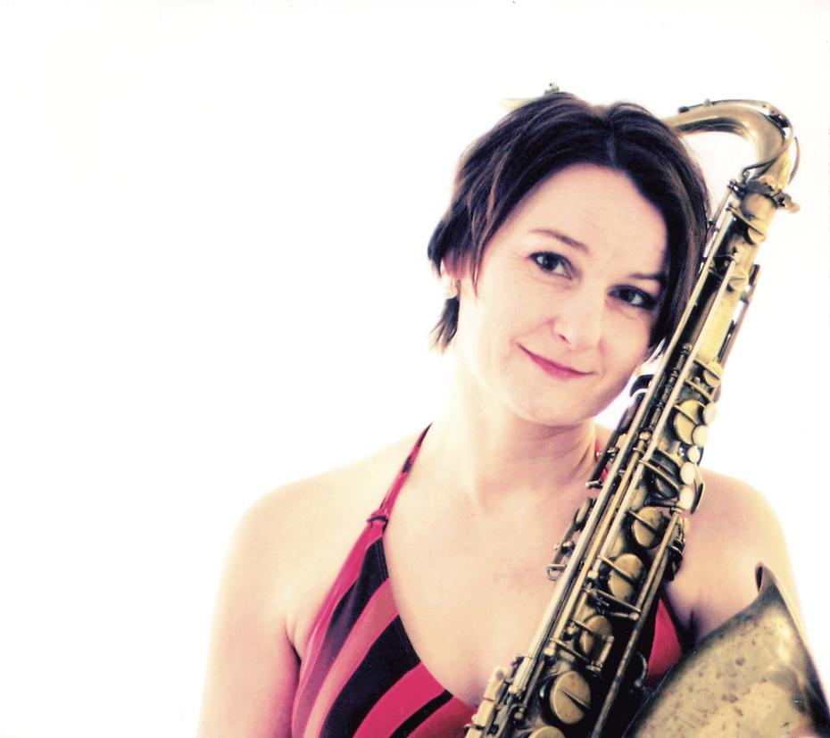 Saxophonlehrerin Bern I Saxophonistin Bern