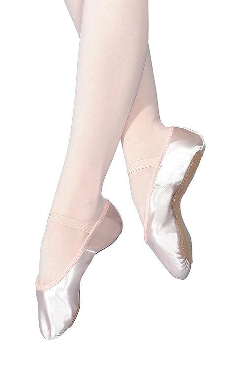 RV Satin Ballet Shoes