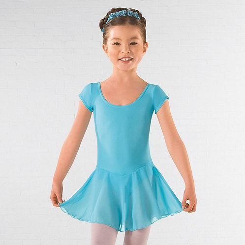 ISTD Ballet Skirted Leotard