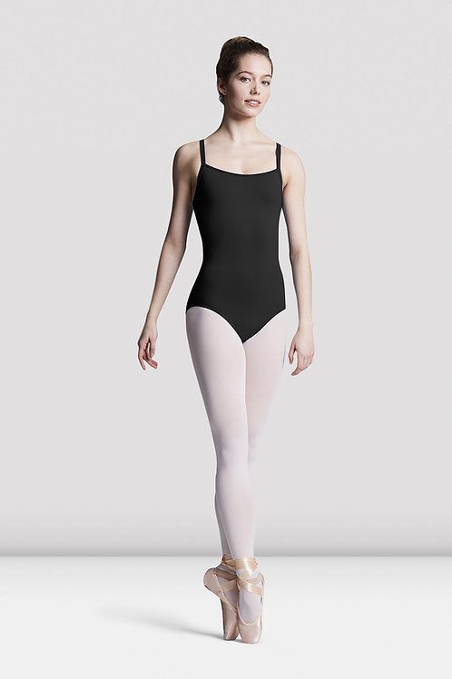 Bloch Dionne Floral Mesh Back Leotard