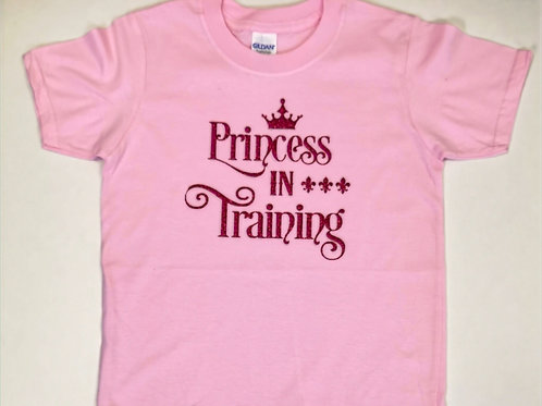 Princess in Training T Shirt