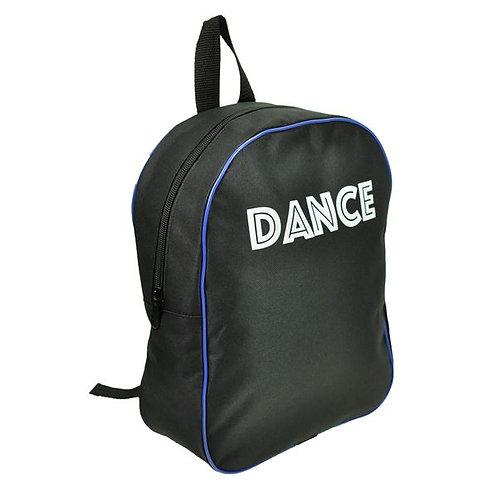 Black 'Dance' Backpack