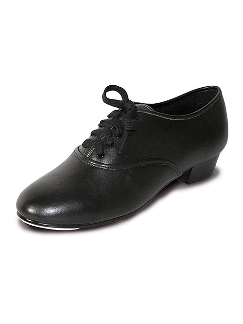 Boys/Mens PU Oxford Tap Shoes