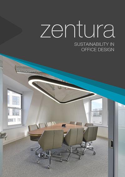 Sustainability in Office Design Portrait