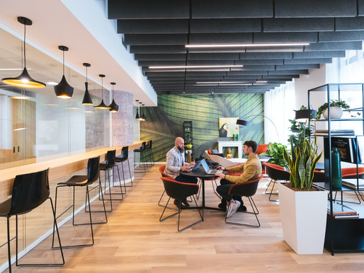 How to implement a communication-boosting office design
