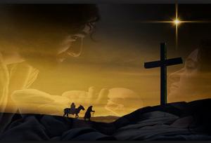 Birth of the Savior, Jesus Christ (image)