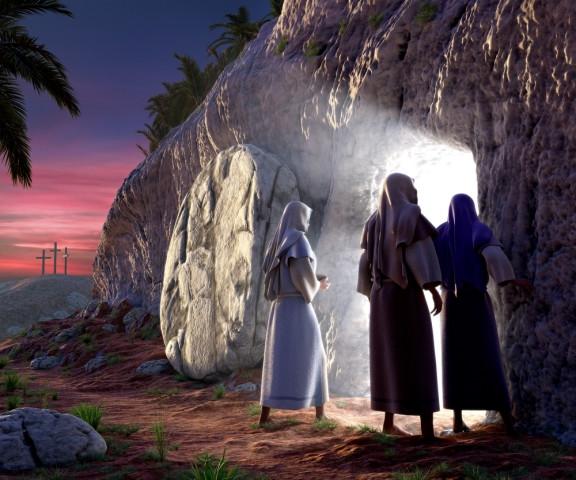 He is risen! (Resurrection of Jesus Christ)