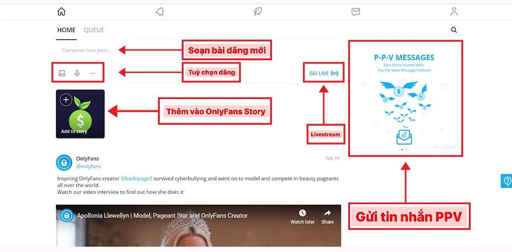 Cách kiếm tiền trên OnlyFans: Bộ hướng dẫn chi tiết nhất!