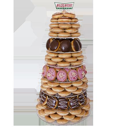 krispy kreme tower