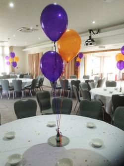 centrepiece balloons