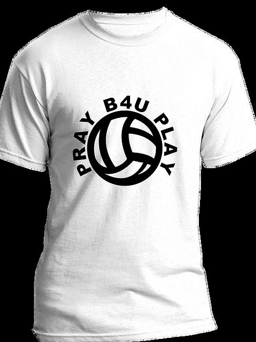 PB4UP Volleyball Tee