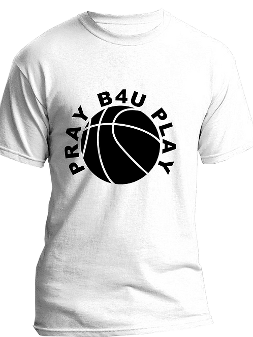 PB4UP Basketball Tee