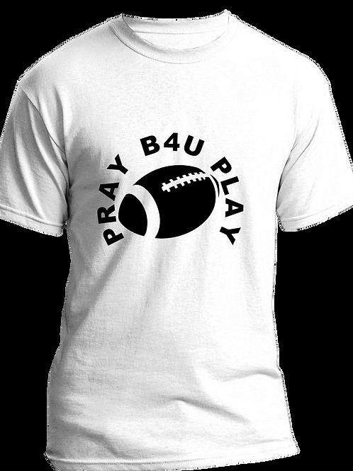 PB4UP Football Tee