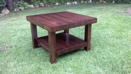 Waterfall Edge Walnut