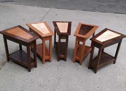 Various Wood Combinations