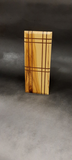 Rustic hickory w/ walnut, other combinations available