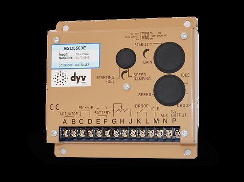 Regulador Eletrônico de Velocidade - REV ESD5500E