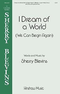 HMC2633_I Dream of a World (We Can Begin