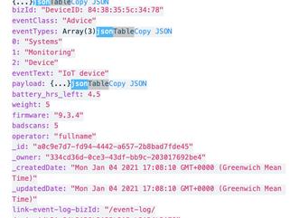 Event Platform Demo App.