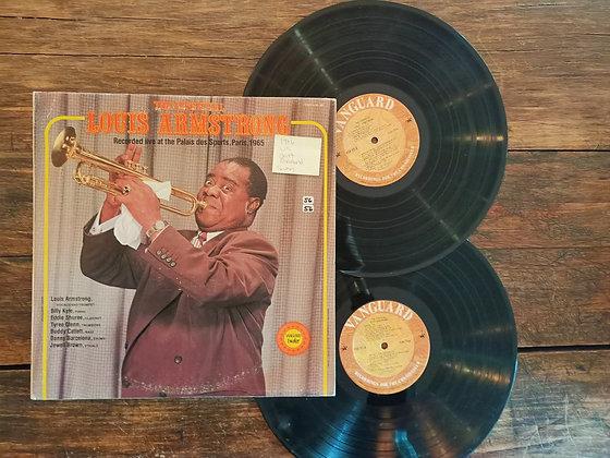 Louis Armstrong,The Essentıal Louis Armstrong Lp(1976,US)