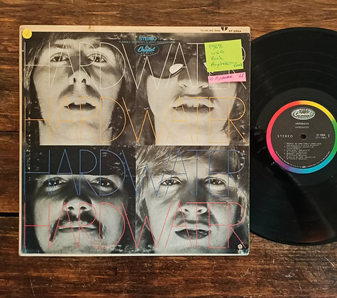 Hardwater,Hardwater Lp(1968,USA)(Psychedelic Rock Lp)