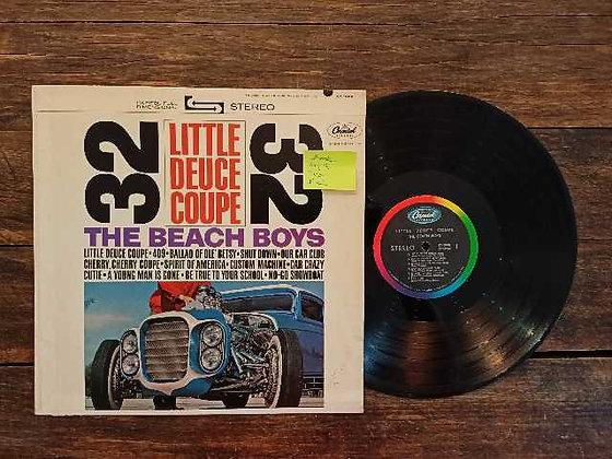 Birinci Basım,The Beach Boya, 32 Lıttle Deuce Couple Lp(1963,US)