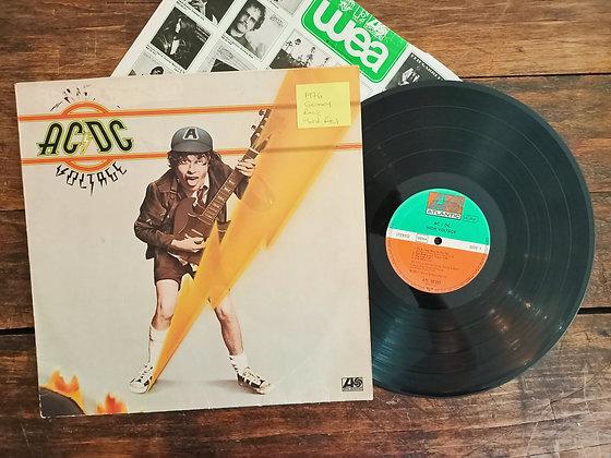 AC/DC,Voltage Lp(1976, Germany)