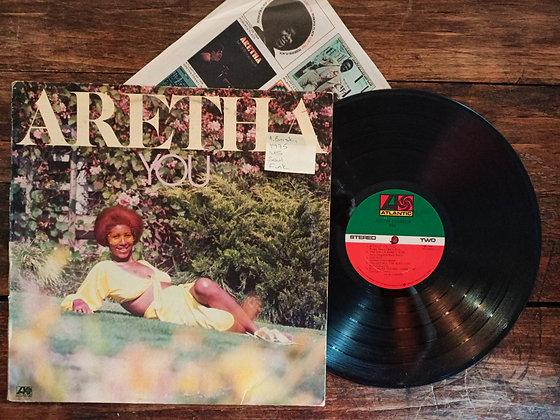 Aretha, You Lp(Birinci Baskı,1975,US)