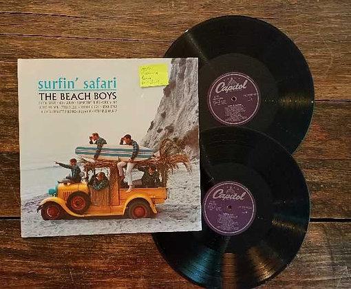 The Beach Boys, Safari Safari Lp(1970, Germany)