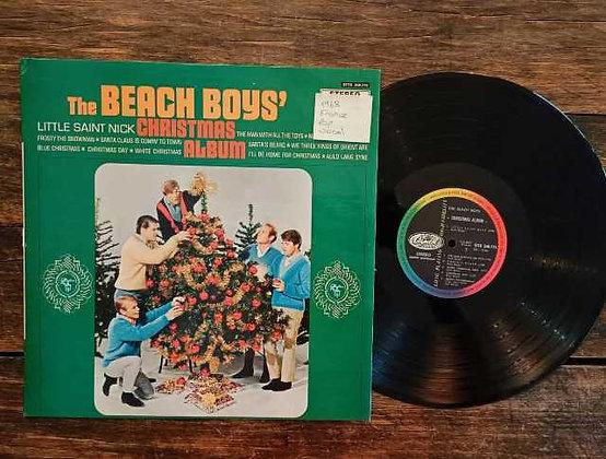 The Beach Boys,Chrıstmas Albüm Lp(1968,France)