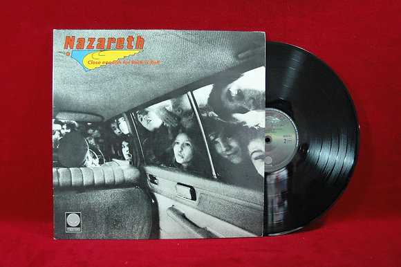 Nazareth,Closeenough For Rock'N'Roll lp1976 German
