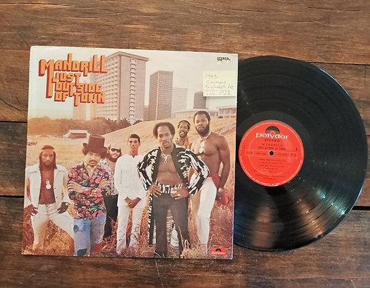 Mandrıll,Just Outside Of Town Lp(1973, Germany)