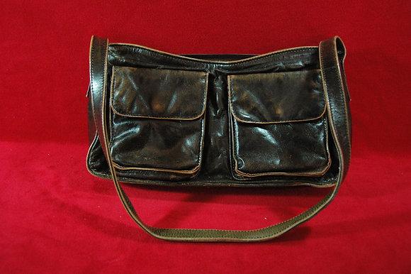 Vintage Kahverengi Çanta