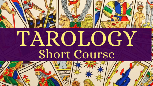 Short Tarology Course Level 1 in English
