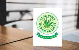 Aloe Vera Urban Project logo