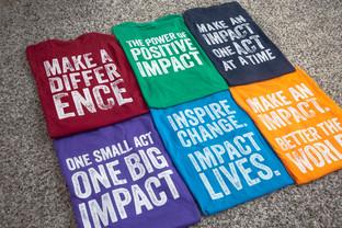 Keenan Impact t-shirt backs