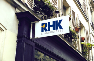 RHK & Associates logo