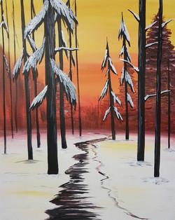 Warm Winter Path
