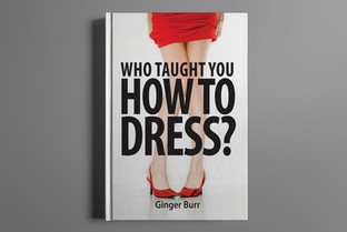 Who Taught You How to Dress book cover