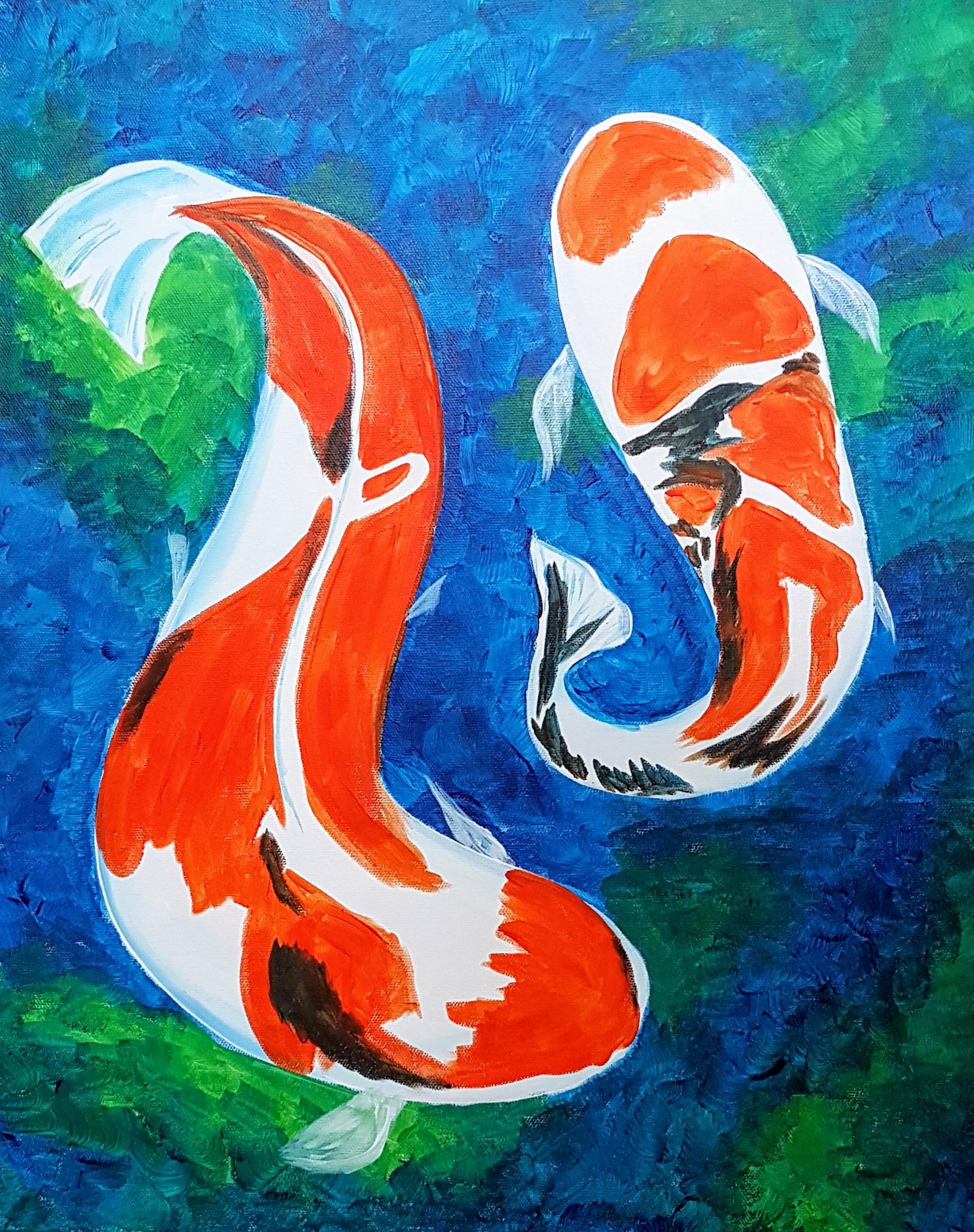 Koi Fish