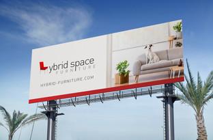Hybrid Space Furniture logo