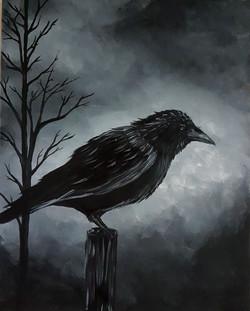 Creepy Crow