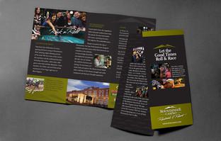 Mountaineer Casino brochure