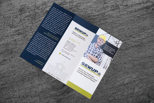 SEWUP brochure
